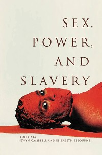 Cover Sex, Power, and Slavery