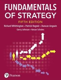 Cover Fundamentals of Strategy PDF ebook