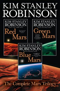 Cover Complete Mars Trilogy: Red Mars, Green Mars, Blue Mars