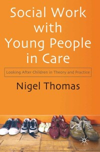Cover Social Work With Young People in Care