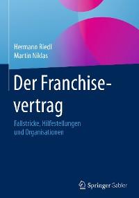 Cover Der Franchisevertrag