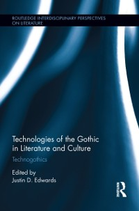 Cover Technologies of the Gothic in Literature and Culture