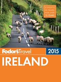Cover Fodor's Ireland 2015