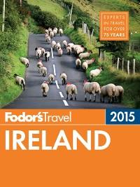 Cover Fodor's Ireland 2015