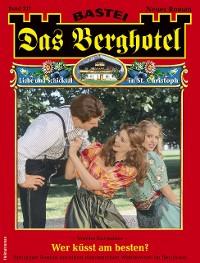 Cover Das Berghotel 237 - Heimatroman