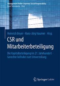 Cover CSR und Mitarbeiterbeteiligung