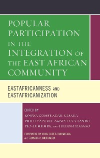 Cover Popular Participation in the Integration of the East African Community