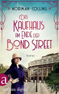 Cover Das Kaufhaus am Ende der Bond Street