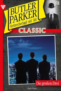 Cover Butler Parker Classic 52 – Kriminalroman