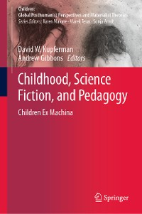Cover Childhood, Science Fiction, and Pedagogy