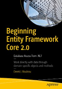 Cover Beginning Entity Framework Core 2.0