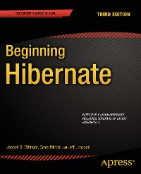 Cover Beginning Hibernate