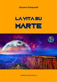 Cover La vita su Marte