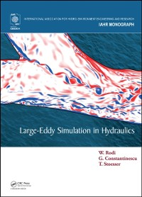 Cover Large-Eddy Simulation in Hydraulics