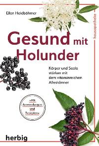 Cover Gesund mit Holunder