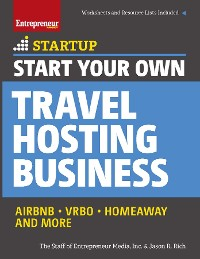 Cover Start Your Own Travel Hosting Business