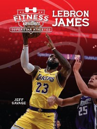 Cover Fitness Routines of LeBron James