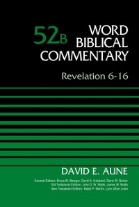 Cover Revelation 6-16, Volume 52B