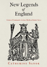 Cover New Legends of England