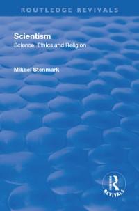 Cover Scientism