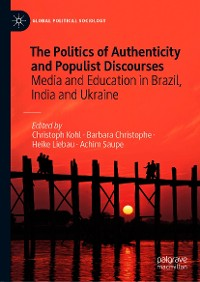 Cover The Politics of Authenticity and Populist Discourses