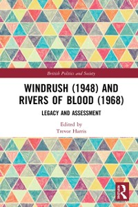 Cover Windrush (1948) and Rivers of Blood (1968)