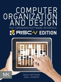 Cover Computer Organization and Design RISC-V Edition