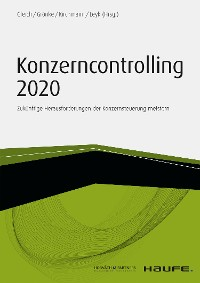 Cover Konzerncontrolling 2020