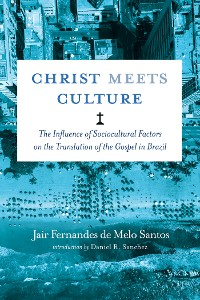 Cover Christ Meets Culture