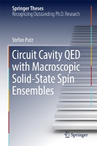 Cover Circuit Cavity QED with Macroscopic Solid-State Spin Ensembles