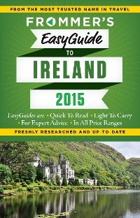 Cover Frommer's EasyGuide to Ireland 2015