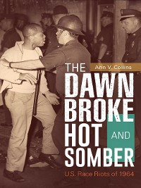 Cover The Dawn Broke Hot and Somber