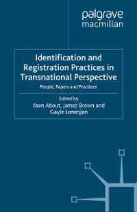 Cover Identification and Registration Practices in Transnational Perspective