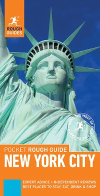 Cover Pocket Rough Guide New York City (Travel Guide eBook)