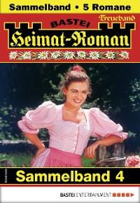 Cover Heimat-Roman Treueband 4 - Sammelband
