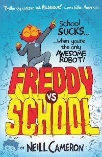 Cover Freddy vs School