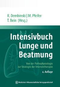 Cover Intensivbuch Lunge und Beatmung
