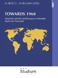 Cover Towards 1968