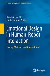 Cover Emotional Design in Human-Robot Interaction