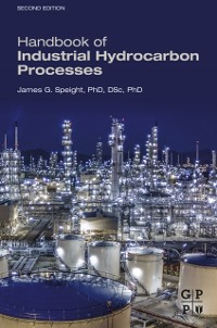 Cover Handbook of Industrial Hydrocarbon Processes