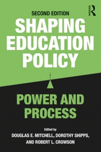 Cover Shaping Education Policy