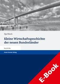 Cover Kleine Wirtschaftsgeschichte der neuen Bundesländer