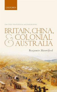 Cover Britain, China, and Colonial Australia