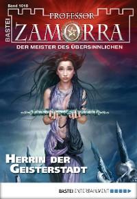 Cover Professor Zamorra - Folge 1018