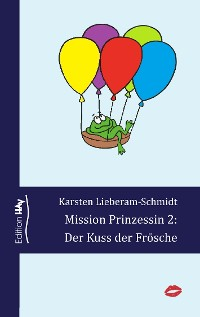 Cover Mission Prinzessin 2