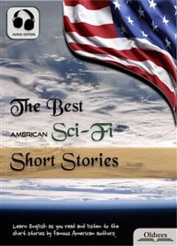 Cover The Best American Science Fiction Short Stories