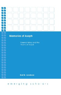 Cover Memories of Asaph