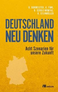 Cover Deutschland neu denken