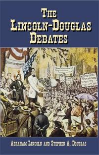 Cover The Lincoln-Douglas Debates