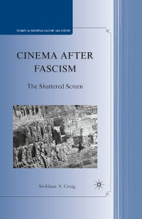 Cover Cinema after Fascism